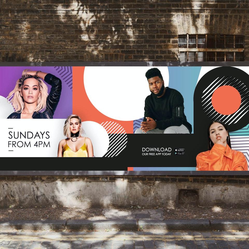 Total Access TA billboard