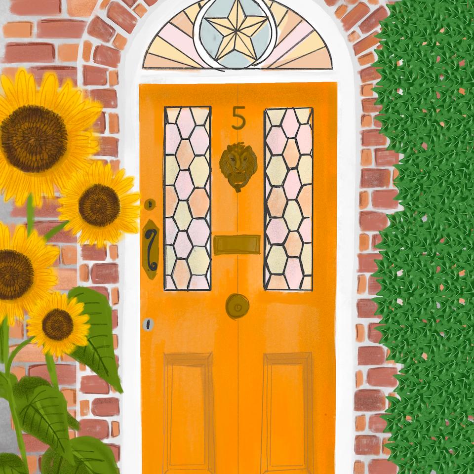 Barratt Homes Leo Door