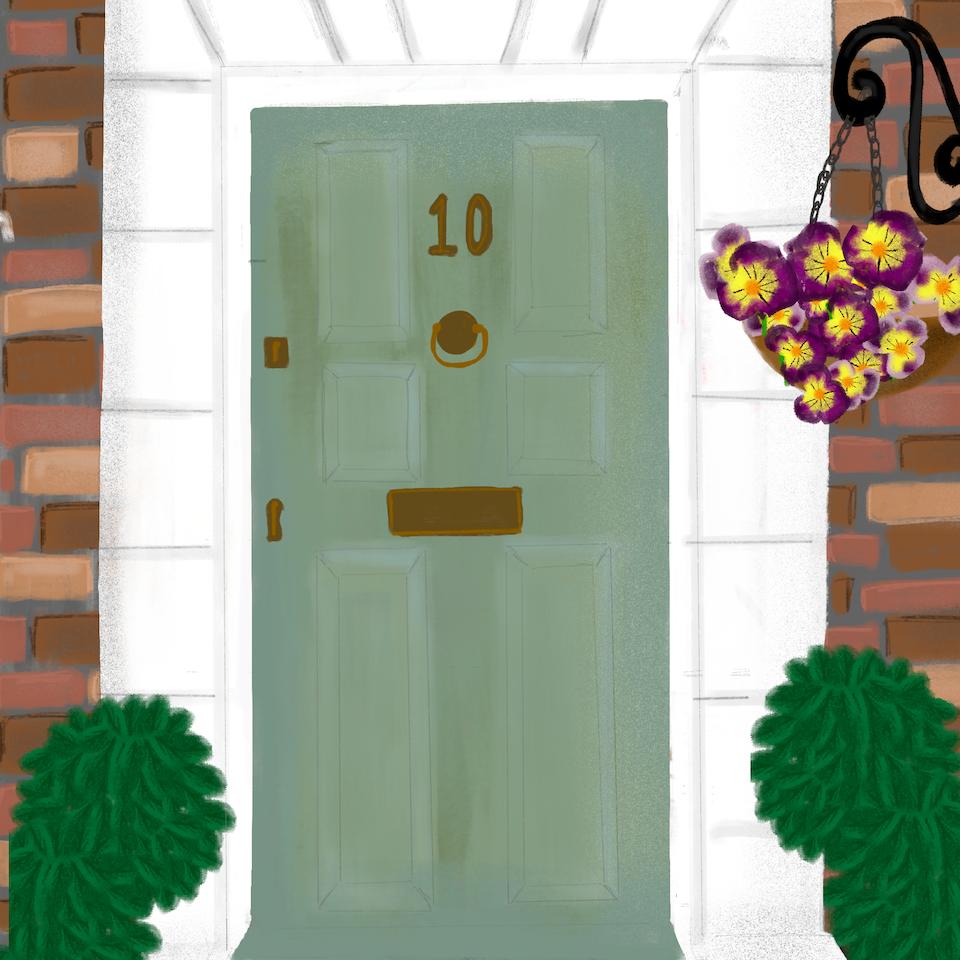Barratt Homes Capricorn Door