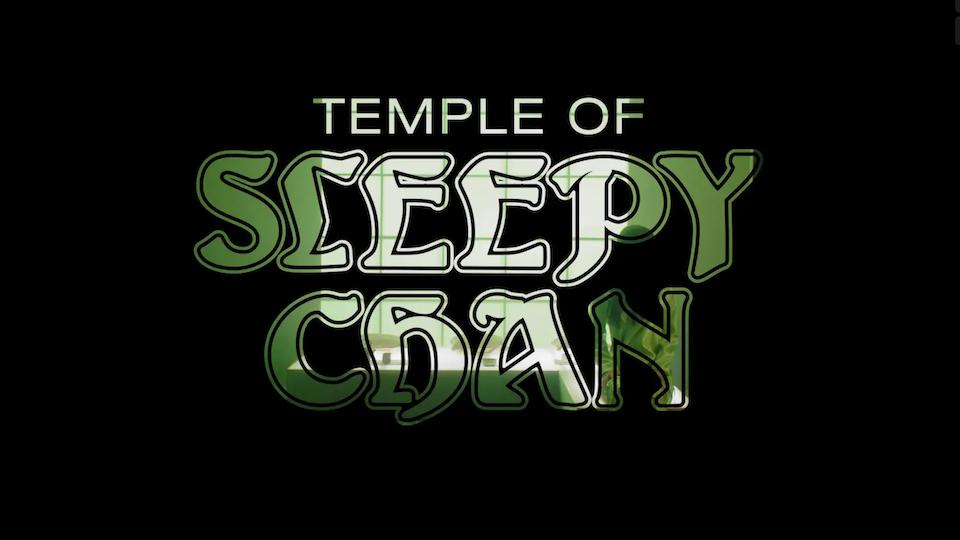 ハンガー The Temple of Sleepy Chan
