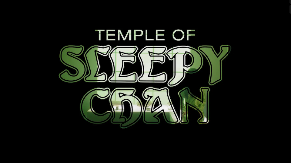 ハンガー The Temple of Sleepy Chan