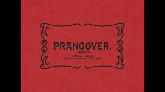 Prangover (2021)