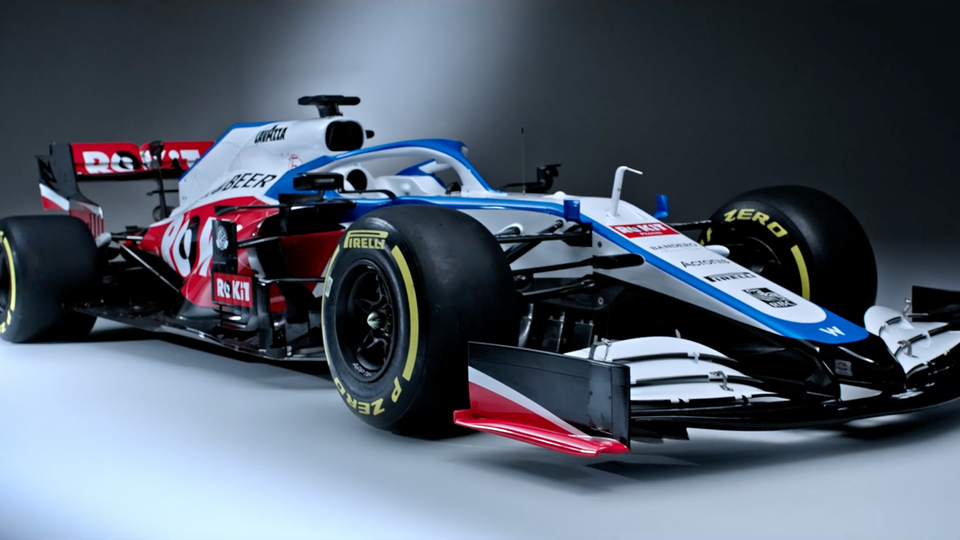 FW43 Car Launch