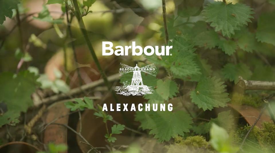 Barbour x Alexa Chung AW19