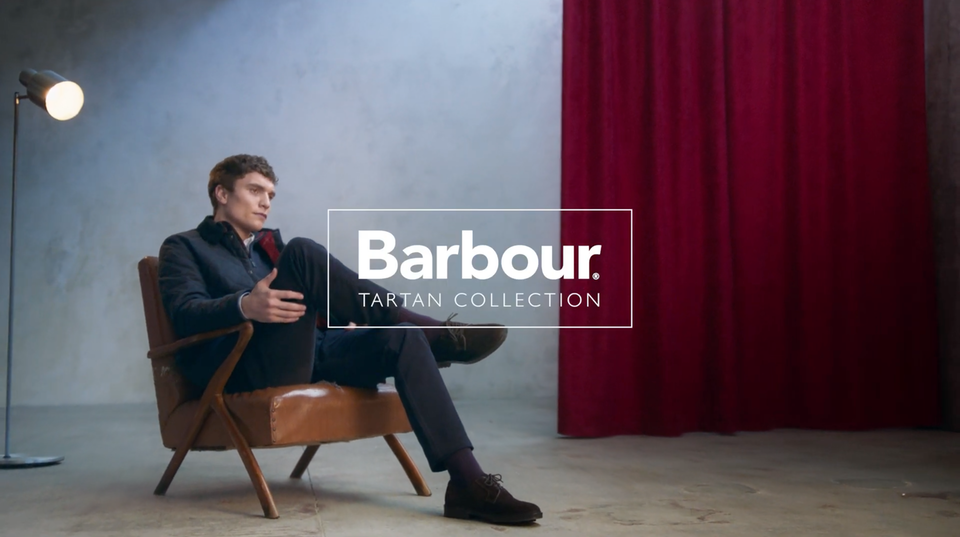 Barbour Tartan SS2021 Pre-Collection