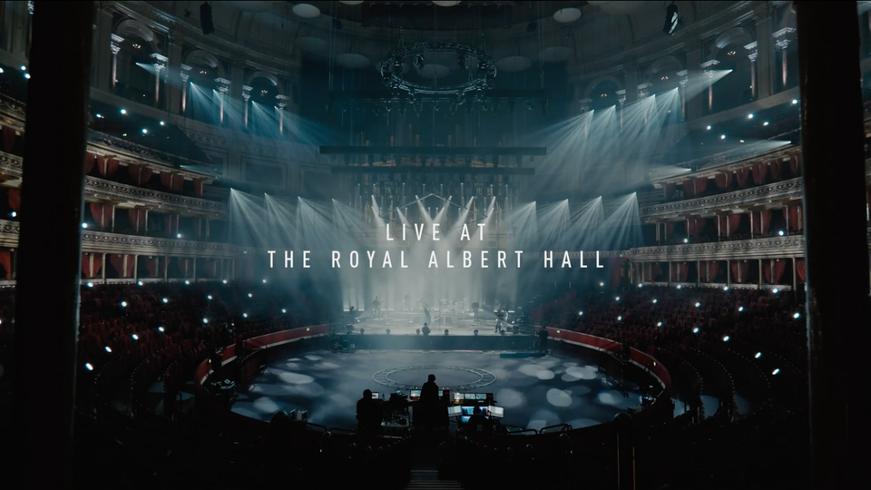 Architects 'Live at the Royal Albert Hall'