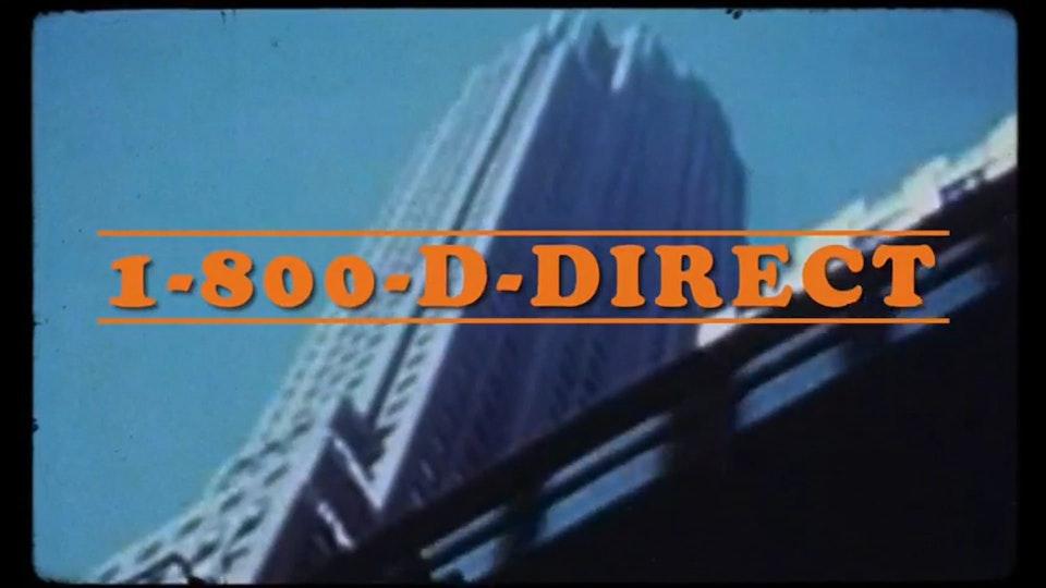 1-800-D-Direct (2020)