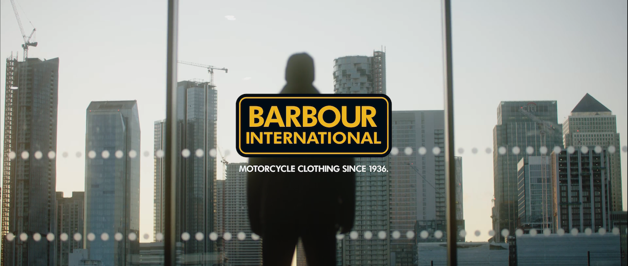 Barbour International SS21 Men's Pre-Collection -