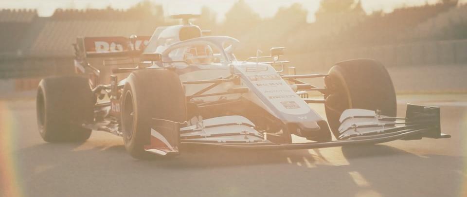 ROKiT Williams Racing 2020