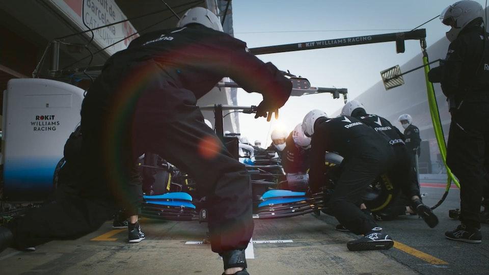 ROKiT Williams Racing 2019