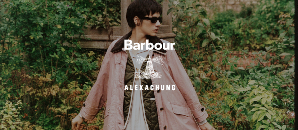 Barbour x Alexa Chung SS20 Collection