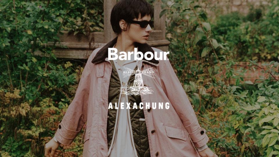 Barbour x Alexa Chung SS20
