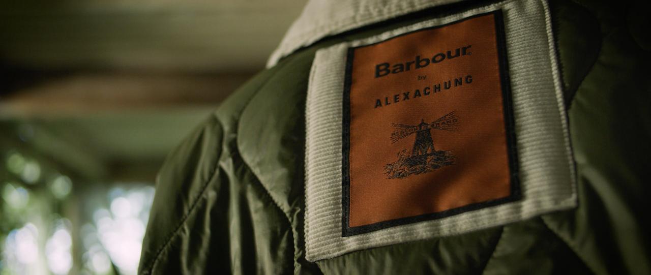 Barbour x Alexa Chung AW19 -