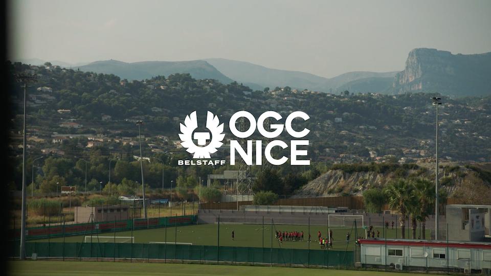 Belstaff x OGC Nice