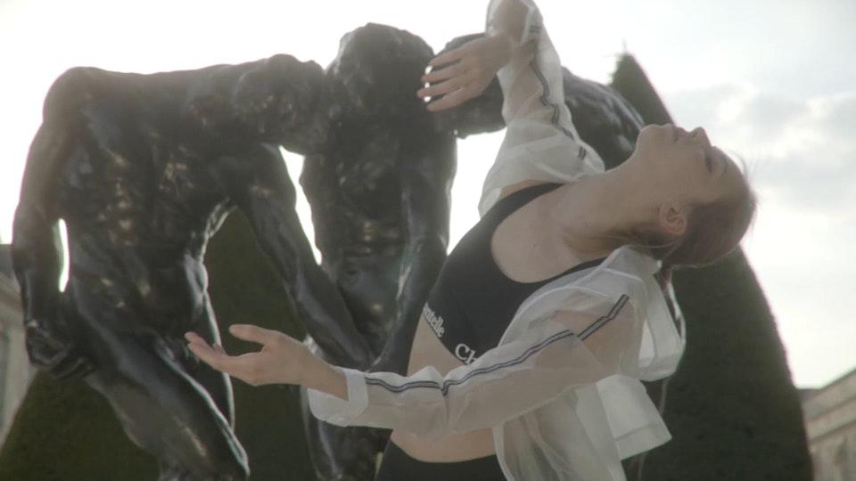 Chantelle @Musee Rodin