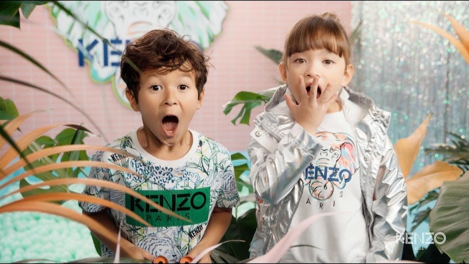 Kenzo Kids SS20