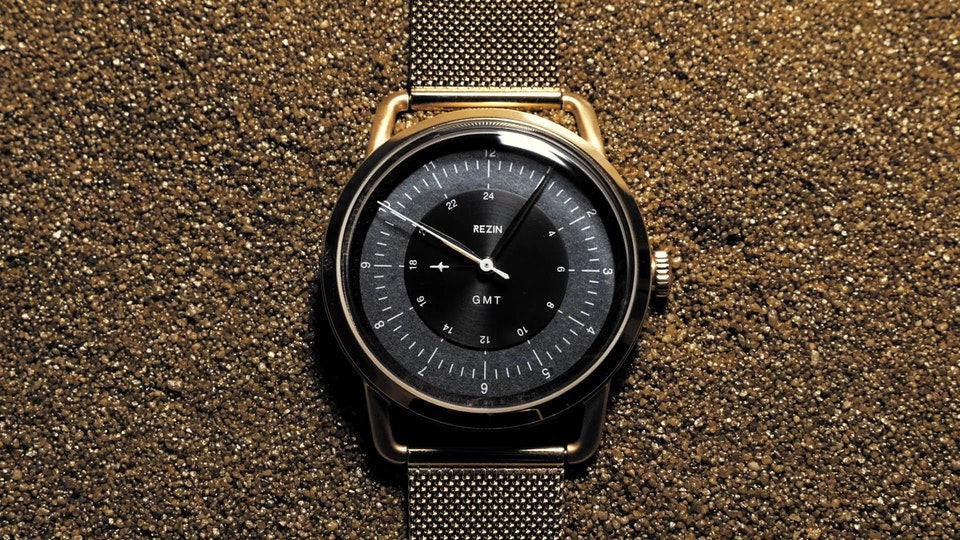 Rezin - Watches