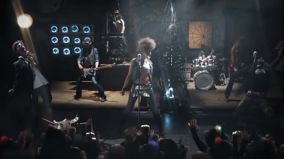 SHAKA PONK feat B.CANTAT - Palabra Mi Amor - Music Video