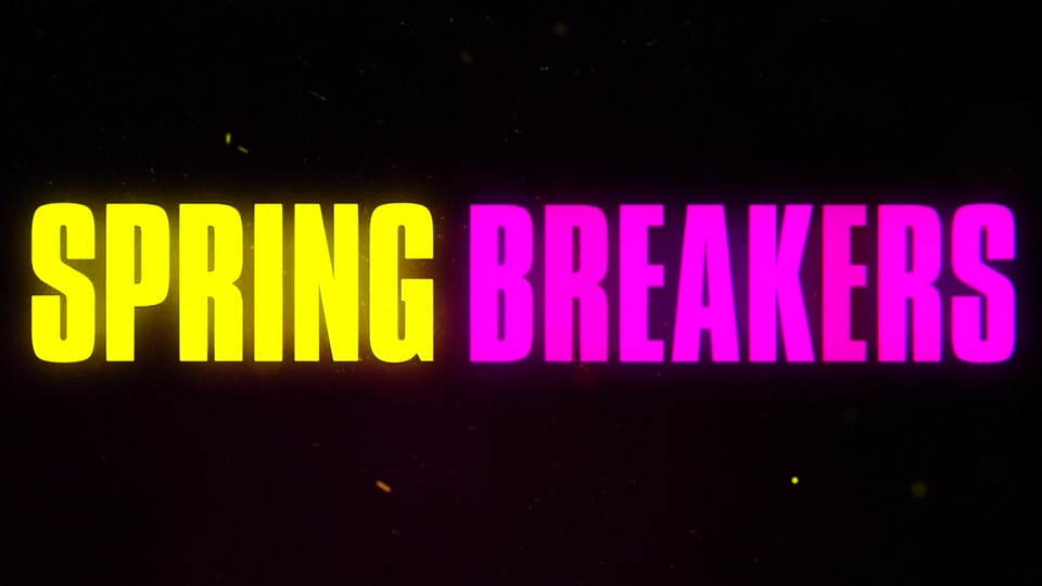 SPRING BREAKERS - Film annonce