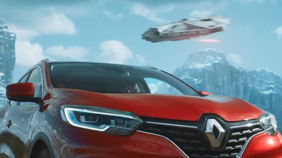 RENAULT - KADJAR - Solo a Star Wars Story