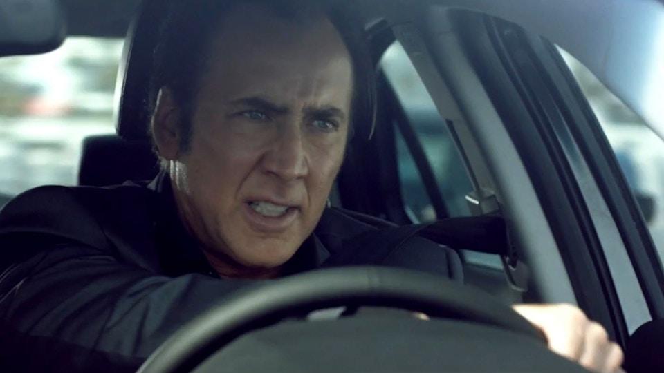 BAIC SENOVA - Nicolas Cage