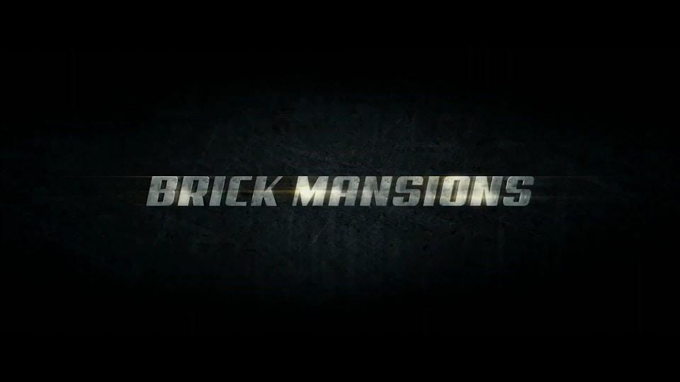 BRICK MANSIONS - Europacorp / Relativity