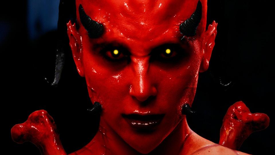 The Devil's Rock - Demon
