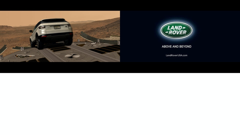Land Rover - Mars