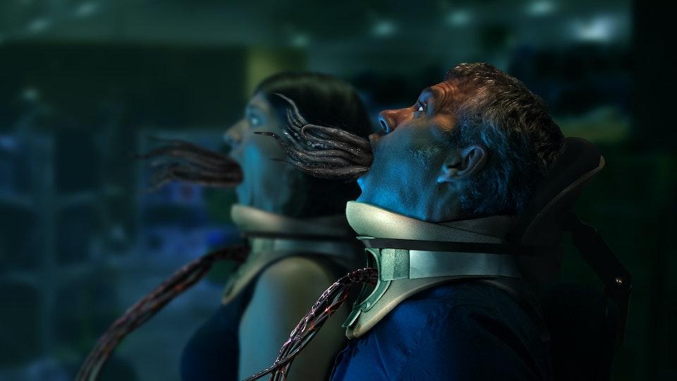 Untitled sci-fi film