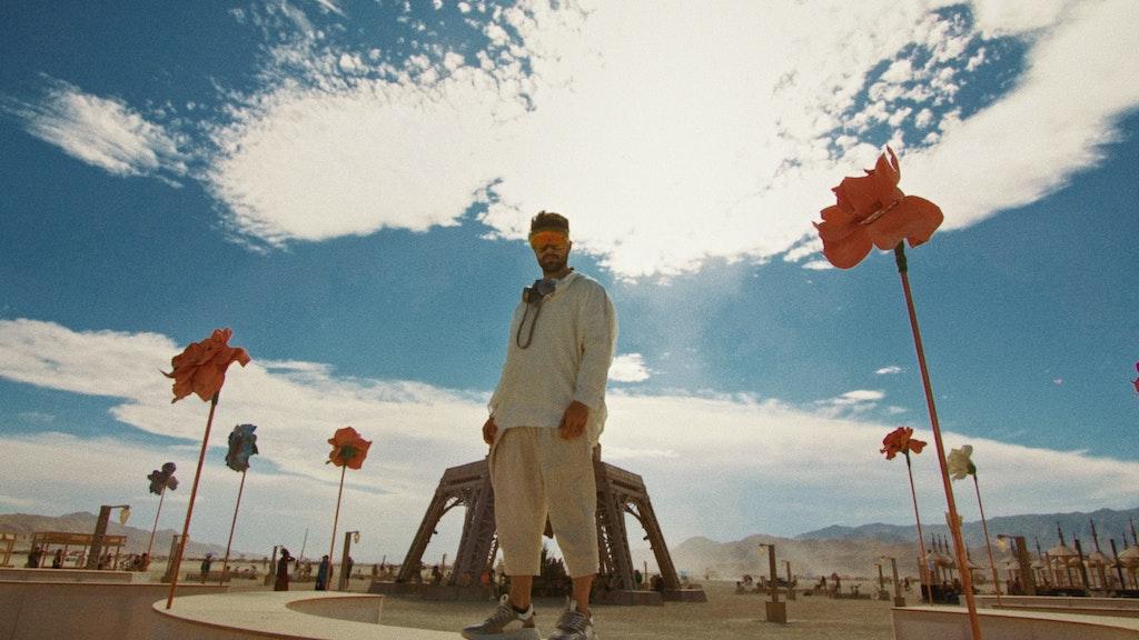 """DJ ALOK """"Burning Man"""""""