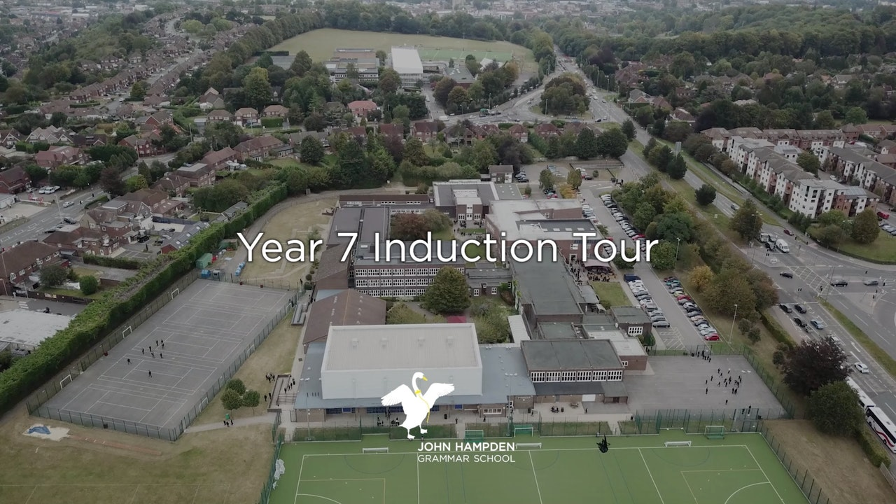 Year 7 Induction Tour