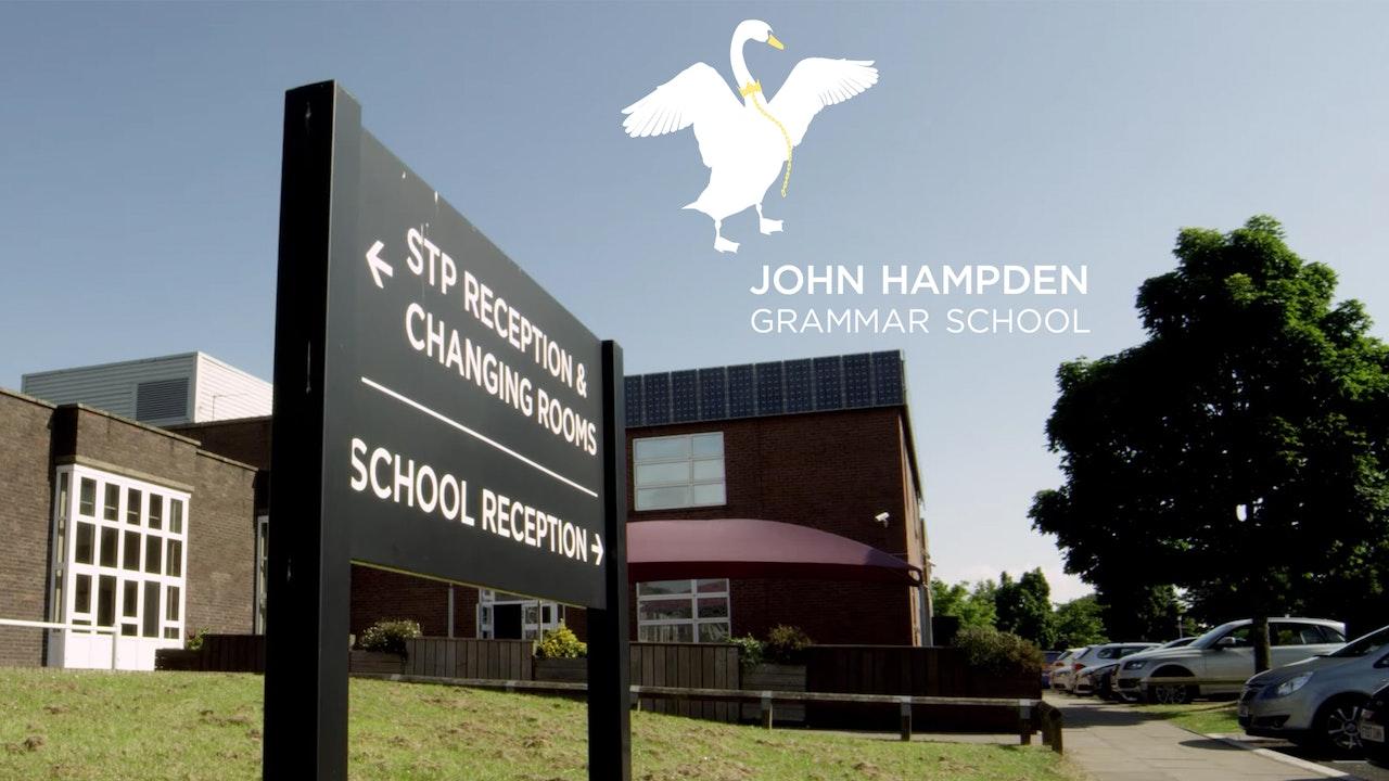Welcome to John Hampden