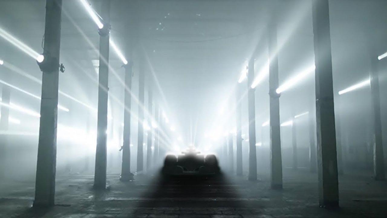 Mercedes F1 Car Reveal