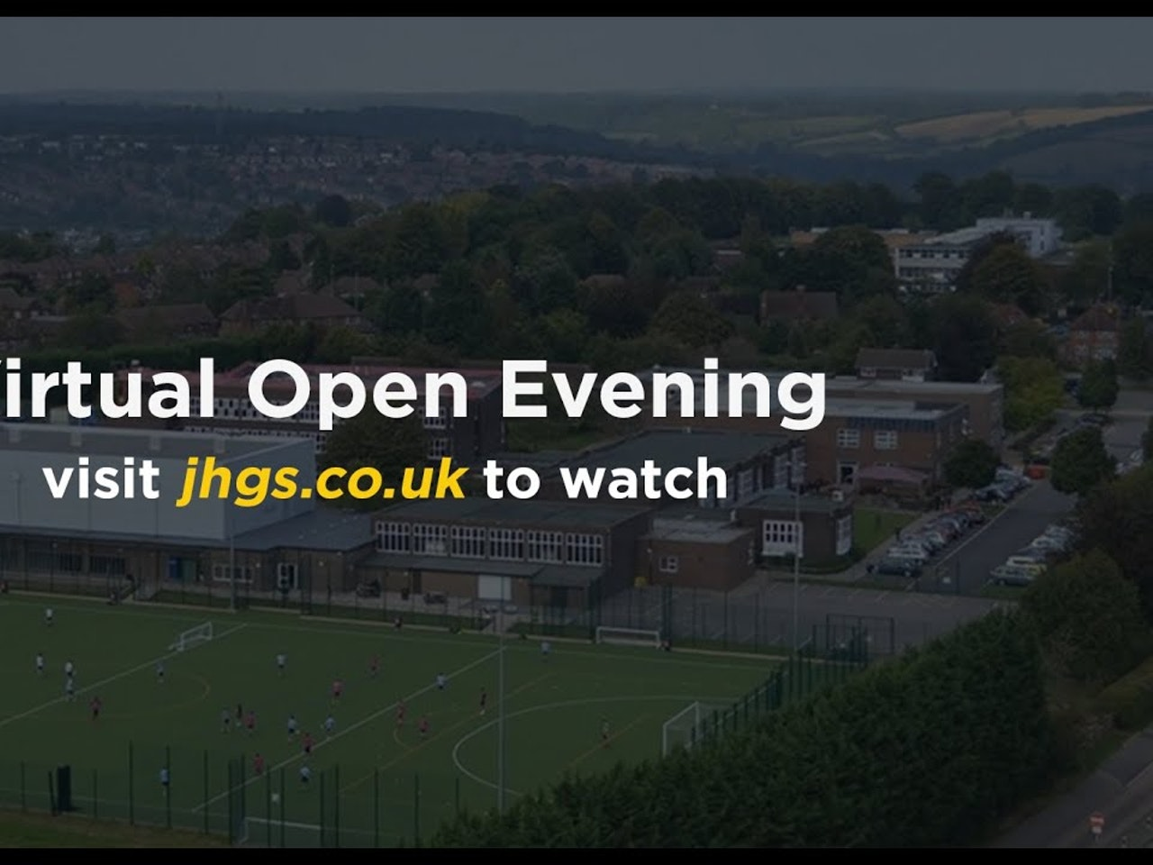 JHGS Virtual Open Evening 2020