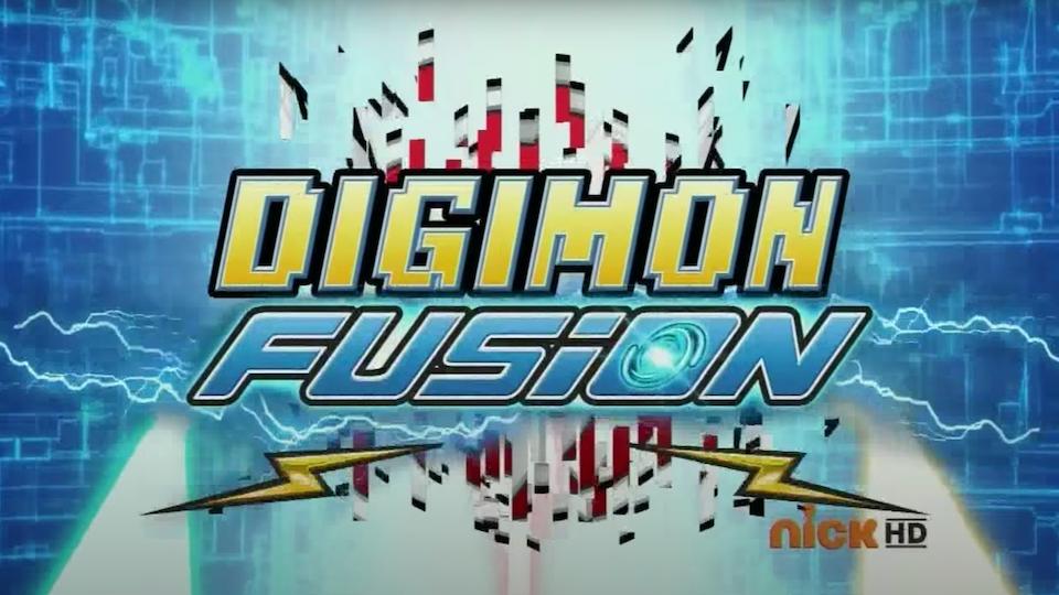 GULLI NICKELODEON - Digimon Fusion - Opening