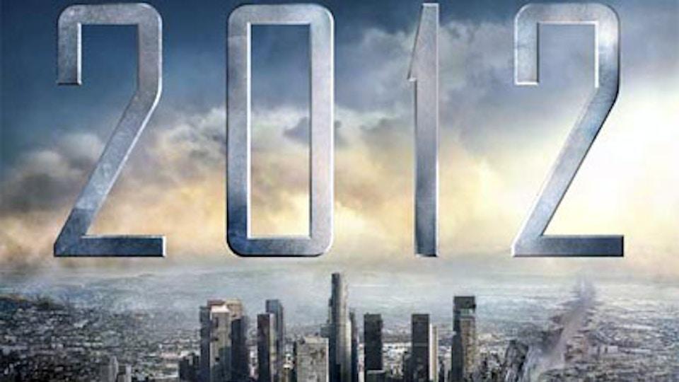 FRANCE 4 - 2012 La conspiration de l'apocalypse