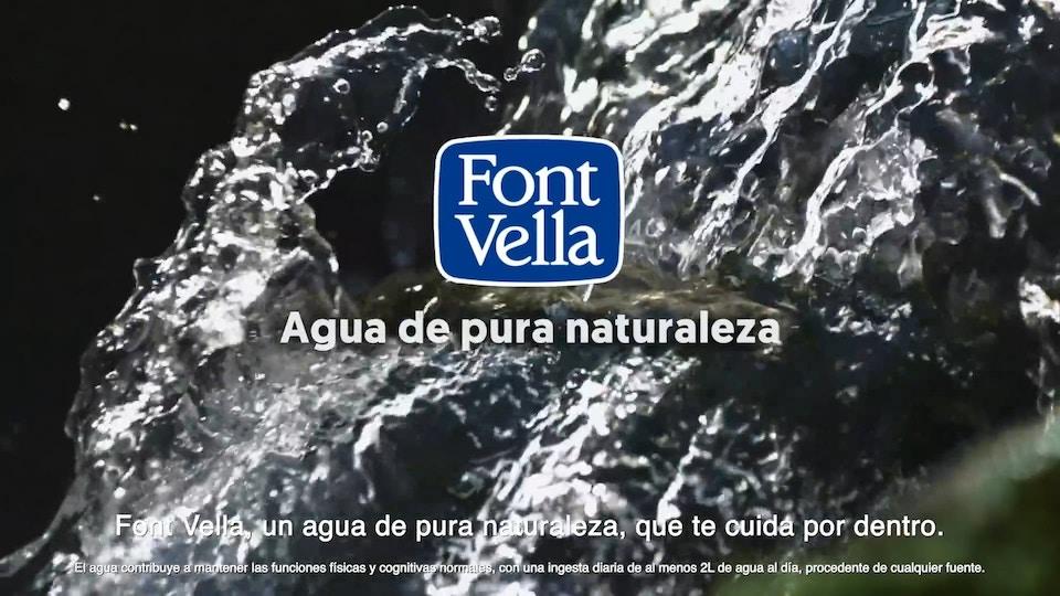 Font Vella - DANONE