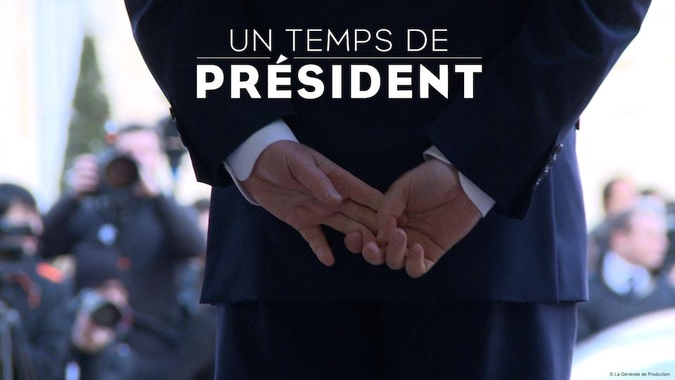FRANCE 2 - Un temps de Président - Yves JEULAND