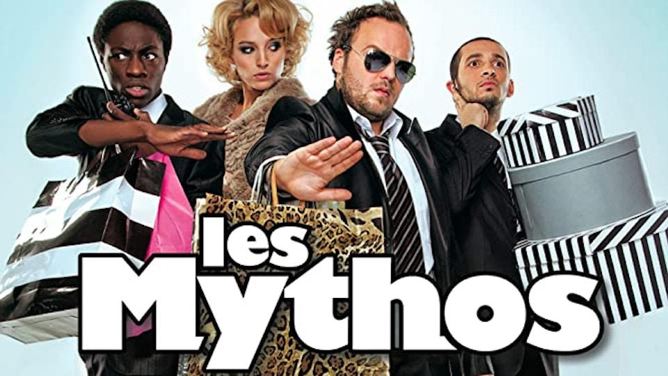 Les Mythos - Denis THYBAUD