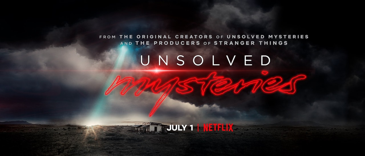 """""""Unsolved Mysteries"""""""