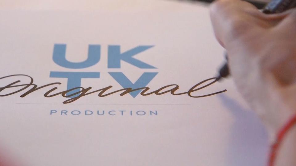 UKTV | ALISON CARMICHAEL