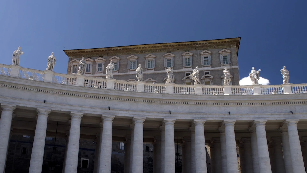 Inside the Vatican (Episode 1)