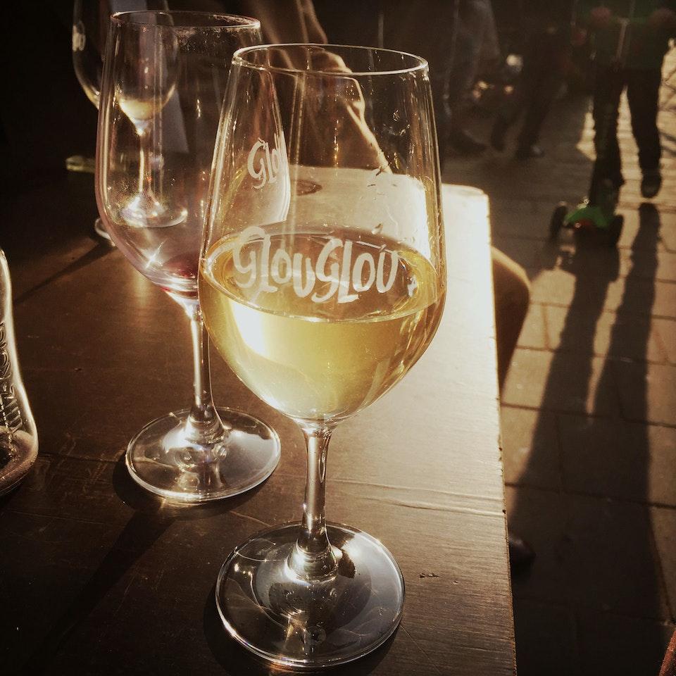 Glouglou natural wine glasglouglou