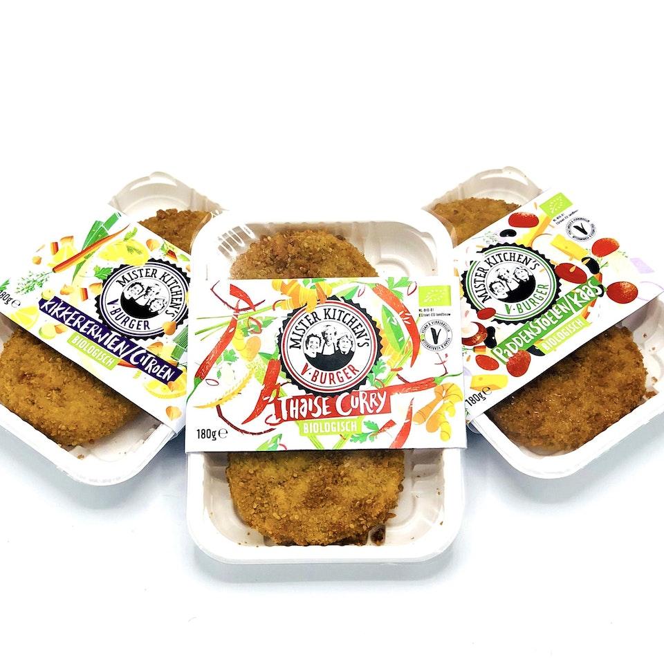 Mr Kitchens labels vega label