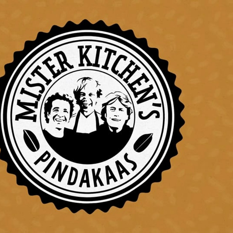 Mr Kitchens labels Mister Kitchen's Commercial