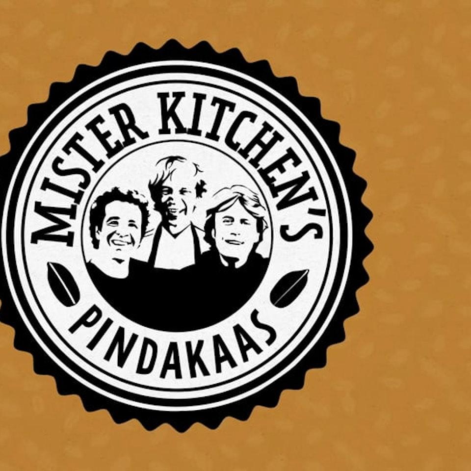 Mr Kitchens labels Mister Kitchen's Commercial