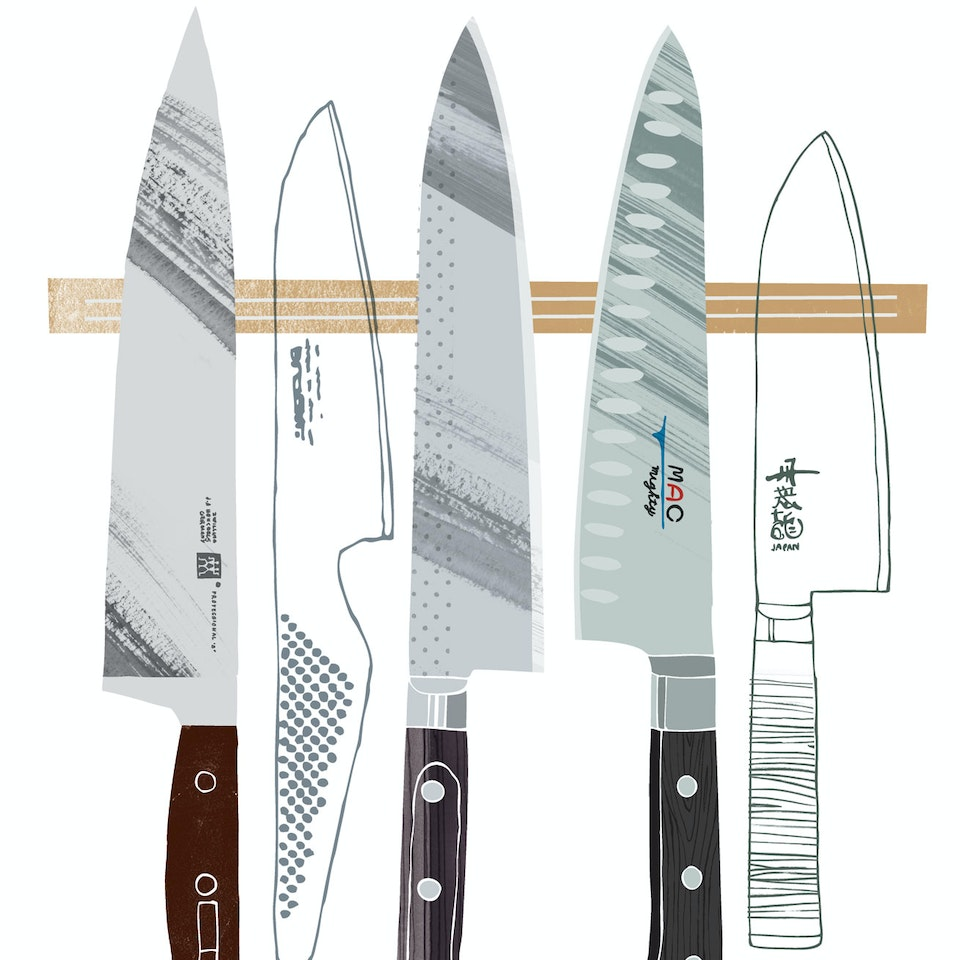 Products knives