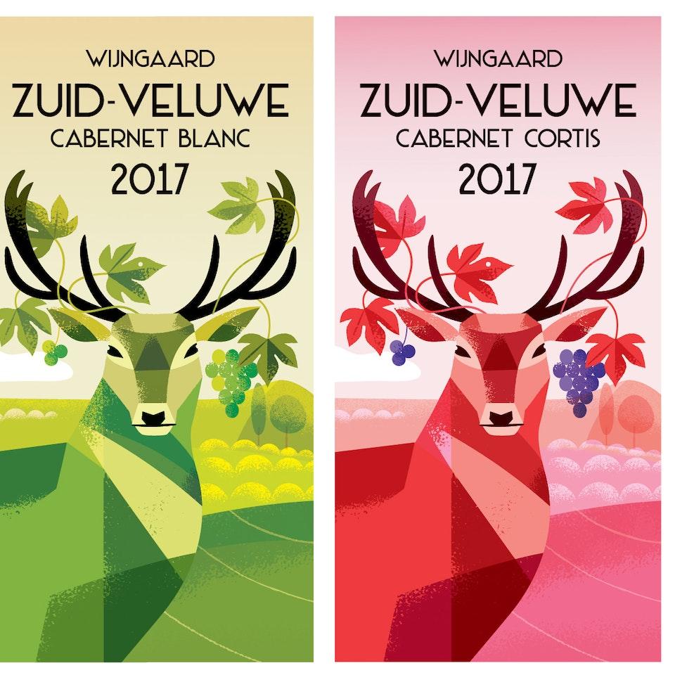 Wines and beers Veluwe Dutch wine