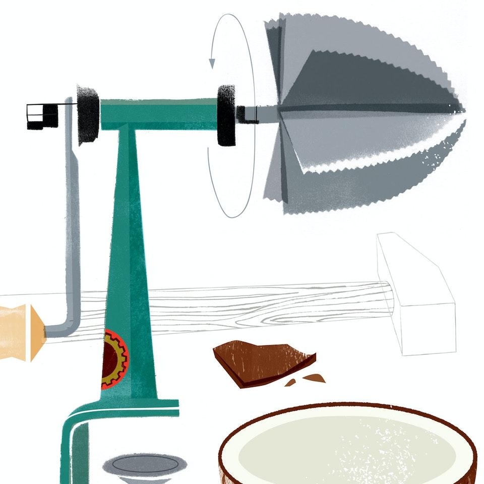 Products kokos
