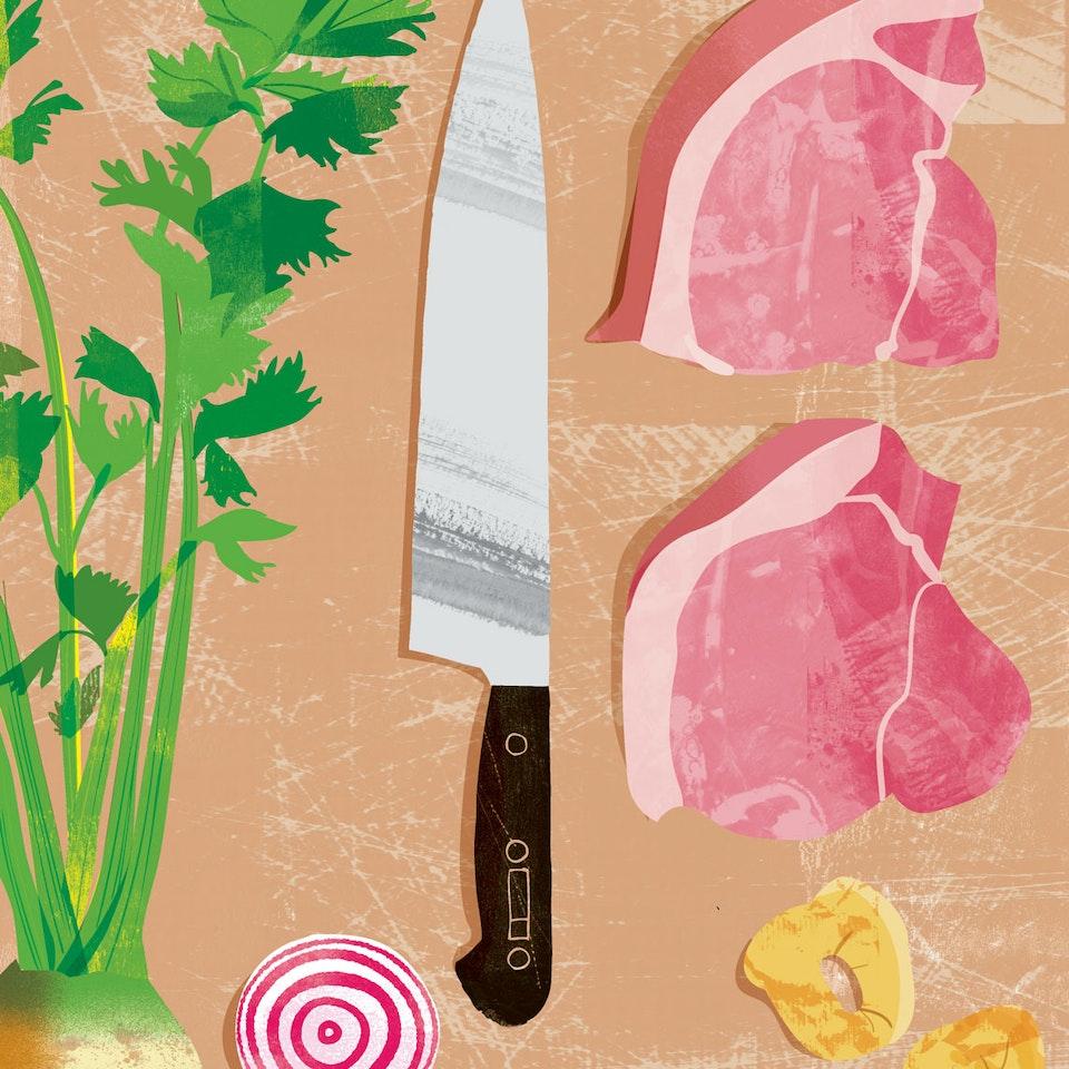 Meat zwijn